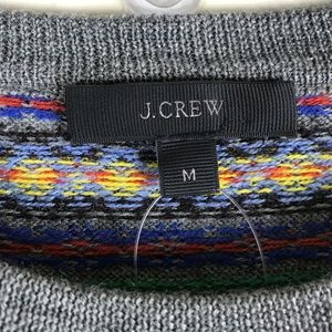 J. Crew Sweaters - {J. Crew} Tippi Sweater in Fair Isle Size M NWT